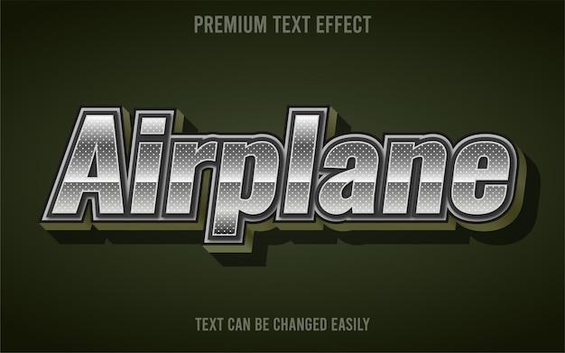 Effetto testo aereo