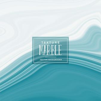 Elegante blu liquido marmo texture di sfondo
