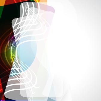 Elegante disegno vettoriale eps 10 sfondo