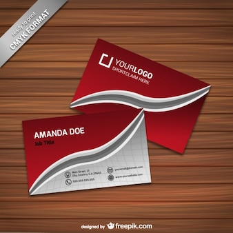 Elegante modello di business card