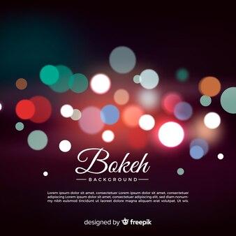 Elegante sfondo bokeh