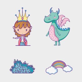 Elementi del mondo magico