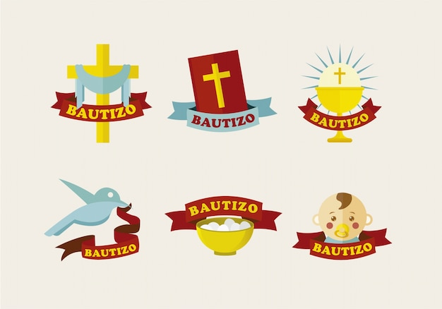 Elementi di battesimo collecti