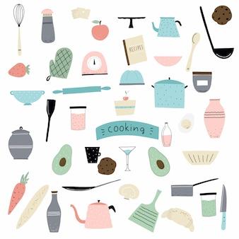 Elementi di coocking