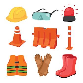 Elementi di costruzione collezione