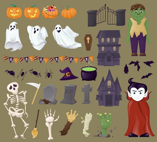 Elementi di halloween