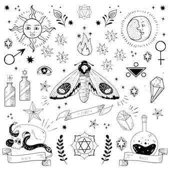Elementi mistici esoterici