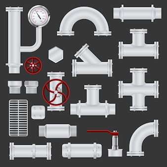 Elementi realistici della pipeline
