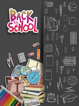 Elemento di equipaggiamento scolastico