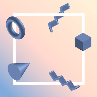 Elemento geometrico 3d
