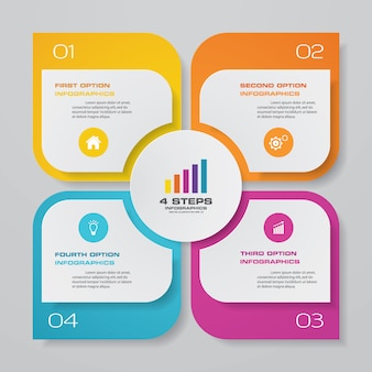Elemento grafico infografica