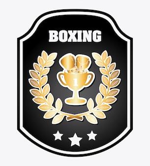 Elemento semplice di boxe