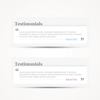 Elemento web vettoriale del tuo sito web