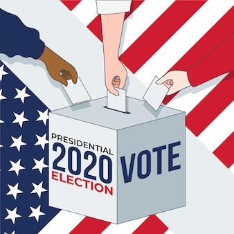 Elezioni presidenziali americane del 2020