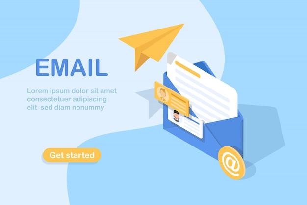 Email e messaggistica, campagna di email marketing