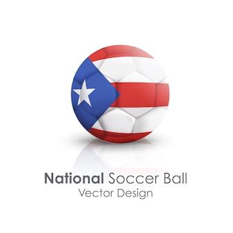 Emblema cultura palla grafica tradizionale