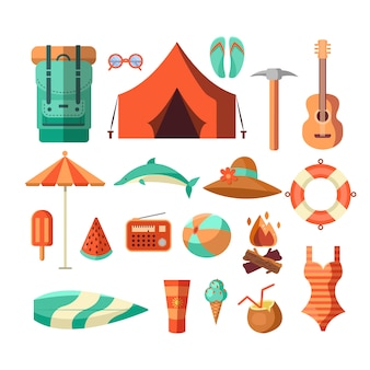 Emblema di logo di progettazione grafica distintivo avventura avventura di campeggio