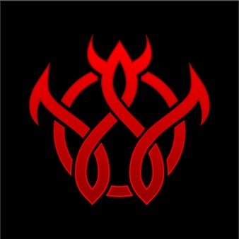 Emblema logo male