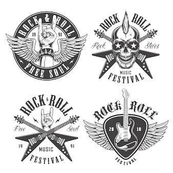 Emblemi del rock and roll