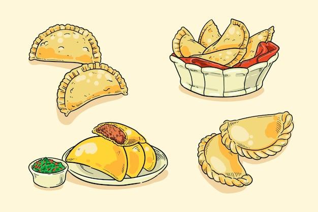 Empanada set