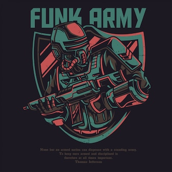 Esercito di funk