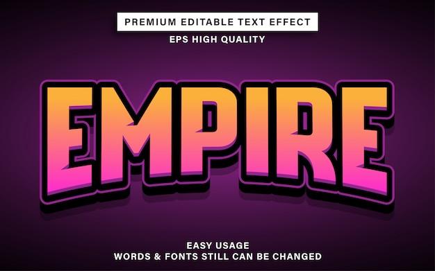Esporta l'effetto del testo