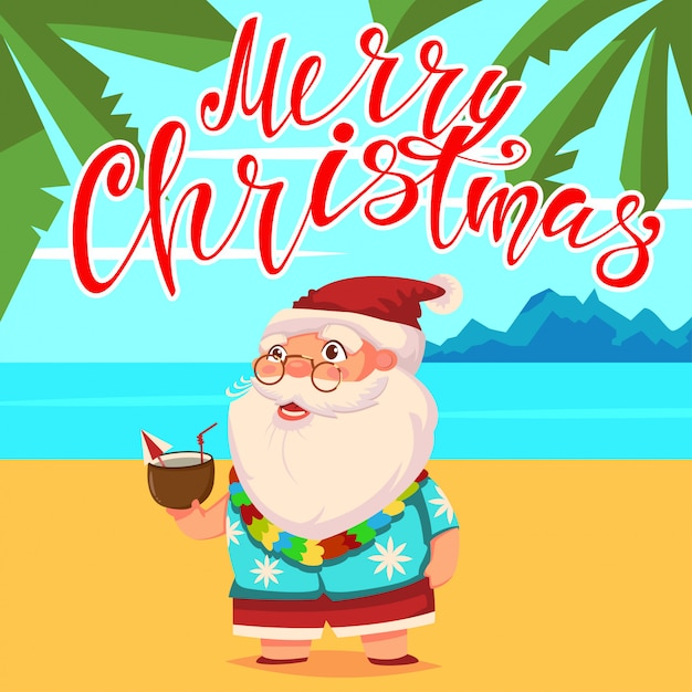 XXL D9 Bambini Babbo Natale Hawaiana Bambini Camicia Hawaii Regalo Festa S