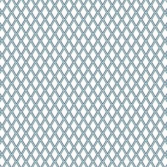 Estratto del fondo senza cuciture semplice blu dei modelli del triangolo di due toni.