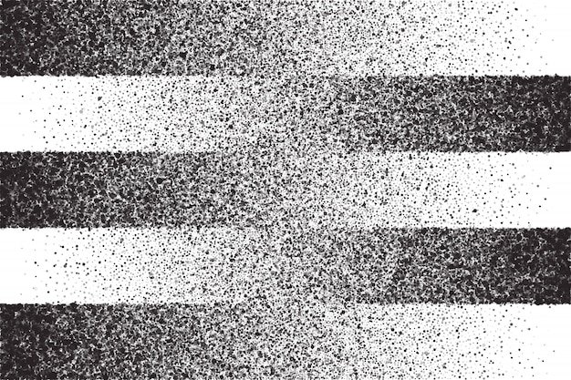 Estratto di particelle di cenere grigio scuro