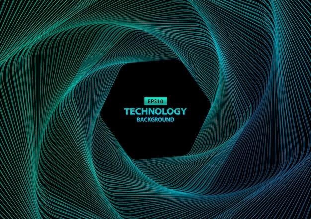 Estratto di tecnologia di linea