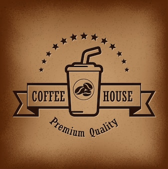 Etichetta del caffè