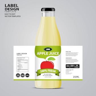 Etichetta della bottiglia