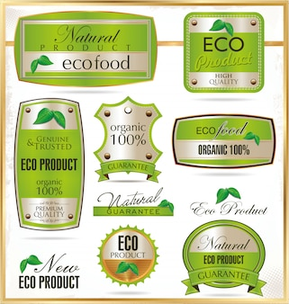 Etichetta eco