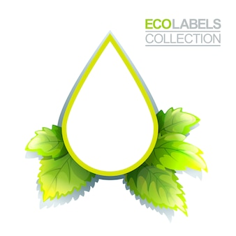 Etichetta ecologica verde