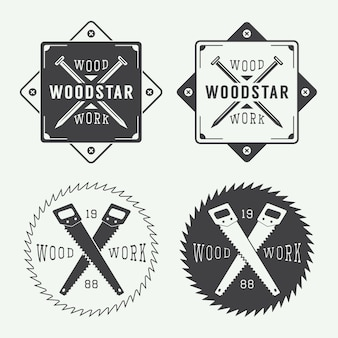 Etichette di carpenteria