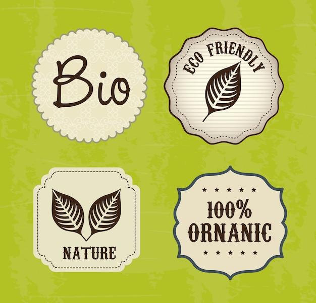 Etichette di ecologia