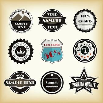 Etichette di progettazione