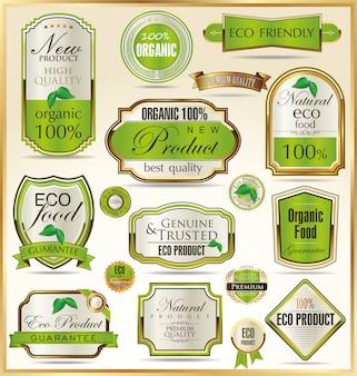 Etichette eco