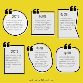 Etichette geometriche a scrivere citazioni