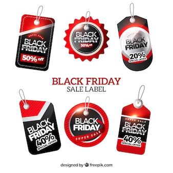 Etichette nere di venerdì