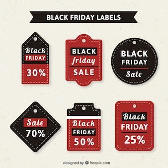 Etichette venerdì nero
