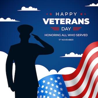 Evento del giorno dei veterani