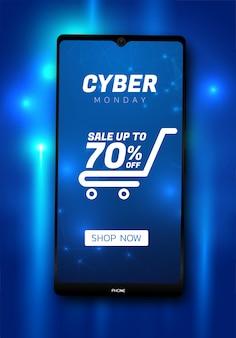 Evento di vendita online promozionale