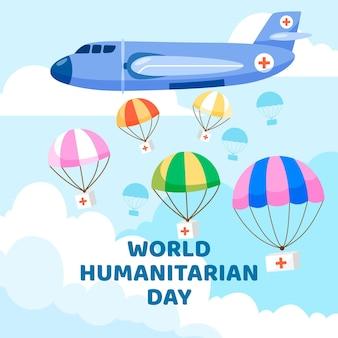 Evento mondiale della giornata umanitaria