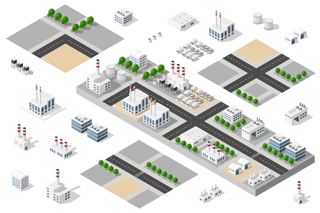 Fabbrica urbana della città