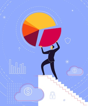 Fai un passo unendo il risultato aziendale