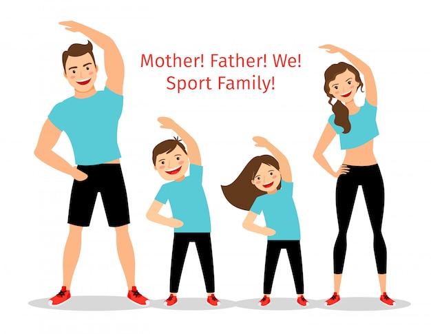 Famiglia attiva