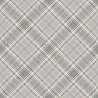 Fantasia scozzese scozzese senza cuciture.