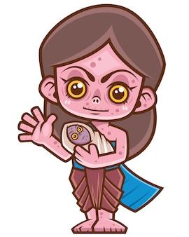 Fantasma tailandese femminile, mae nak