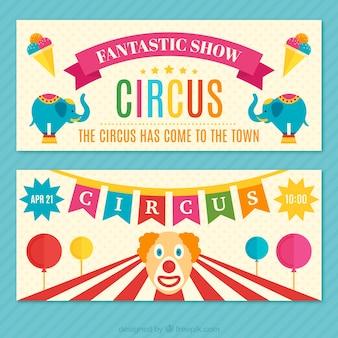 Fantastic circo biglietti per spettacoli